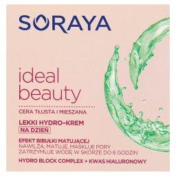 Ideal Beauty Lekki hydro-krem na dzień cera tłusta i...