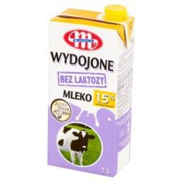 Wydojone Mleko bez laktozy 1,5% 1 l