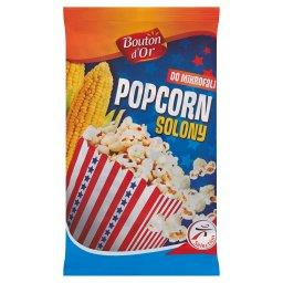 Popcorn do mikrofali solony