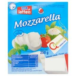 Latteó Mozzarella naturalna 250 g