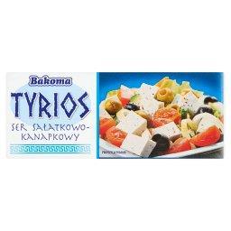 Tyrios Ser sałatkowo-kanapkowy