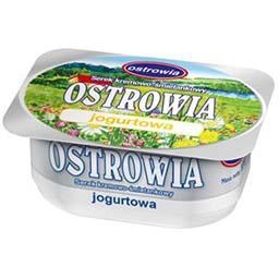 Serek kremowo - śmietankowy twarogowy jogurtowy 120g