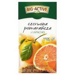 Express Yourself czerwona pomarańcza z lapacho Herbatka owocowo-ziołowa 45 g (20 torebek)