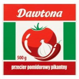 Przecier pomidorowy pikantny