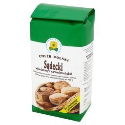 Sądecki wieloziarnisty z ziarnami Gotowa mieszanka do domowego wypieku chleba 1 kg