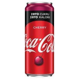 Zero Cherry Napój gazowany 330 ml