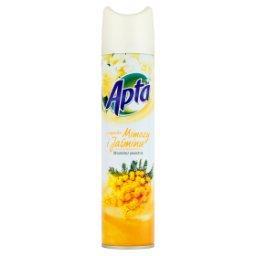 Odświeżacz powietrza o zapachu mimozy i jaśminu