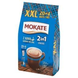 Caffetteria 2in1 Classic Rozpuszczalny napój kawowy w proszku 336 g