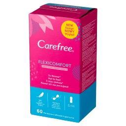 FlexiComfort Fresh Scent Wkładki higieniczne 60 sztuk