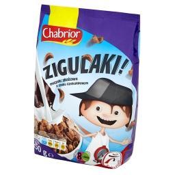 Zigulaki! Muszelki zbożowe o smaku czekoladowym
