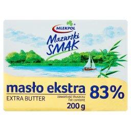 Mazurski Smak Masło ekstra
