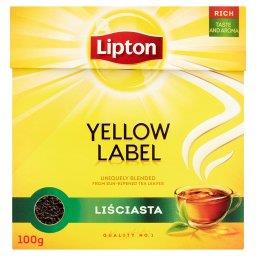 Yellow Label Herbata czarna liściasta
