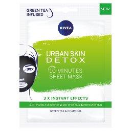 Urban Skin Detox 10-minutowa maska w płachcie