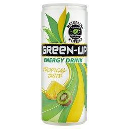 Tropical Taste Napój energetyzujący