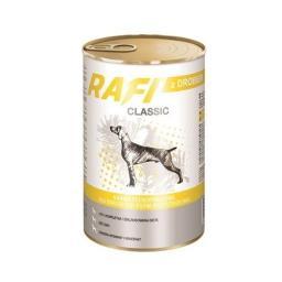 Mokra karma dla psa z drobiem puszka 1240 g