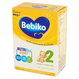 2 Mleko następne dla niemowląt powyżej 6. miesiąca życia 800 g