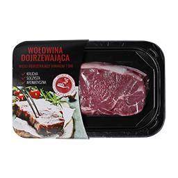 Stek z rostbefu wołowego
