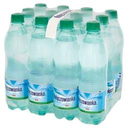 Naturalna woda mineralna gazowana 12 x 0,5 l