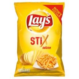 Stix solone Chipsy ziemniaczane