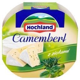 Camembert z ziołami Ser