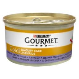 Gold Karma dla kotów savoury cake z jagnięciną i zieloną fasolą