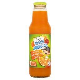 Sok przecierowy marchew pomarańcza jabłko