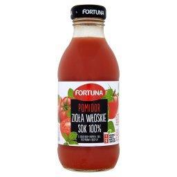 Pomidor zioła włoskie Sok 100%
