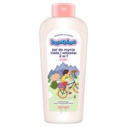 Dzieciaki Żel do mycia ciała i włosów 2 w 1