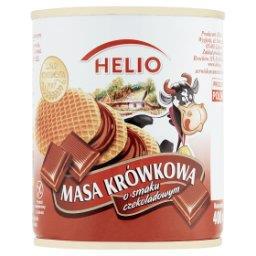 Masa krówkowa o smaku czekoladowym