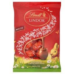 Lindor Jajeczka z mlecznej czekolady z nadzieniem