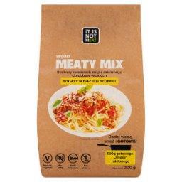 It is not mEAT Meaty Mix Roślinny zamiennik mięsa mielonego do potraw włoskich