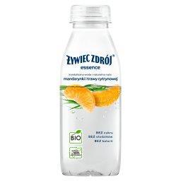 Essence Napój niegazowany BIO o smaku mandarynki i trawy cytrynowej