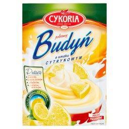 Budyń o smaku cytrynowym