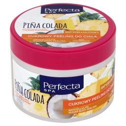 SPA Piña Colada Cukrowy peeling do ciała antycellulitowy