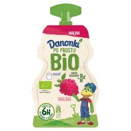 Danonki Po prostu Bio Jogurt malina