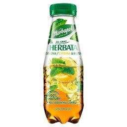 Na zimno Herbata zielona cytryna & mięta