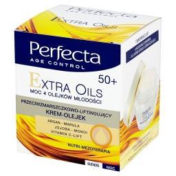 Age Control Extra Oils 50+ Krem-olejek na dzień i noc