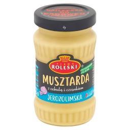 Delikatesowa Musztarda jerozolimska