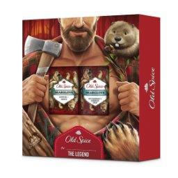 Bearglove Lumberjack Zestaw podarunkowy dla mężczyzn