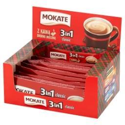 Caffetteria 3in1 Classic Rozpuszczalny napój kawowy w proszku 255 g