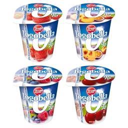 Jogobella 0% Jogurt truskawka