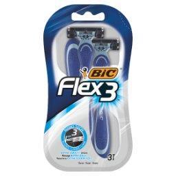 Flex 3 Maszynki do golenia 3 sztuki