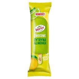 Lody owocowe cytryna & limonka