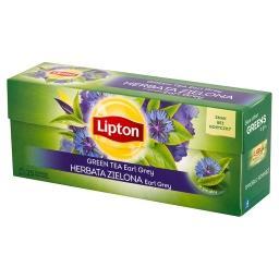 Earl Grey Herbata zielona  (25 torebek)