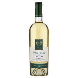 Wino białe półwytrawne rumuńskie