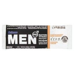 Men Pro Baton wysokobiałkowy ciasteczkowo-śmietankowy