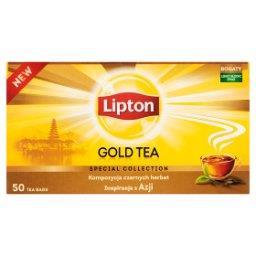 Gold Herbata czarna  (50 torebek)