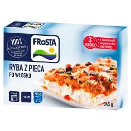Ryba z pieca po włosku
