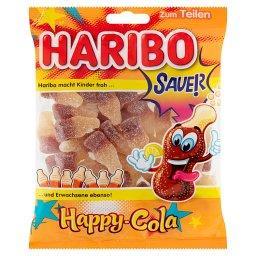 Happy-Cola Sauer Żelki kwaśne o smaku coli