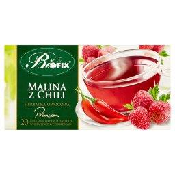 Premium malina z chili Herbatka owocowa 40 g (20 saszetek)